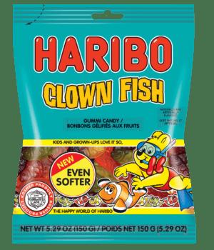 CLOWN FISH 24/5.29 Oz.