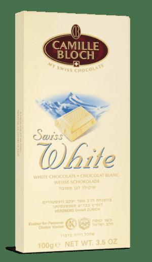 SWISS WHITE 18/3.5 Oz.