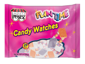 CANDY WATCHES (20pcs) 24/9.87 Oz.