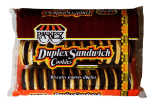 DUPLEX SANDWICH COOKIES 12/16 Oz.