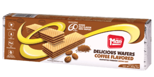 COFFEE FLAVORED WAFERS 24/7 Oz.
