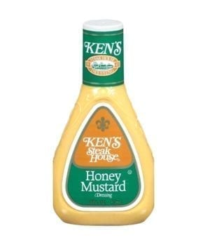 HONEY MUSTARD DRESSING 6/16 Oz.