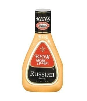 RUSSIAN DRESSING 6/16 Oz.