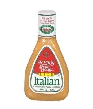 LITE ITALIAN DRESSING 6/16 Oz.
