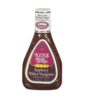 LITE RASPBERRY WALNUT VINAIGRETTE 6/16 Oz.