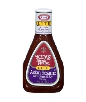 LITE ASIAN SESAME DRESSING 6/16 Oz.
