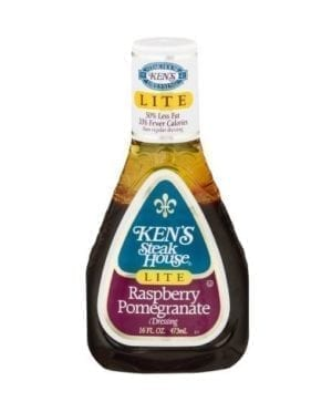 LITE RASPBERRY POMEGRANATE DRESSING 6/16 Oz.