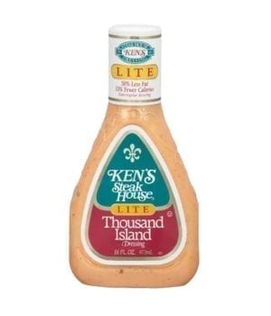 LITE THOUSAND ISLAND DRESSING 6/16 Oz.