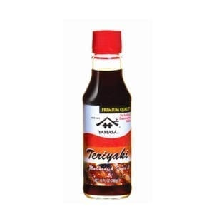 TERIYAKI SAUCE 12/10 Oz.