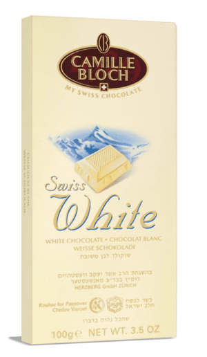 SWISS WHITE 18/3.5 Oz.