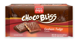 CHOCO BLISS GRAHAM FUDGE COOKIES 12/12.5 Oz.