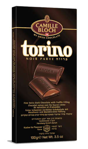 TORINO SWISS DARK CHOCOLATE 18/3.5 Oz.