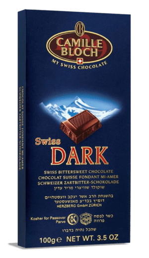 SWISS DARK 18/3.5 Oz.